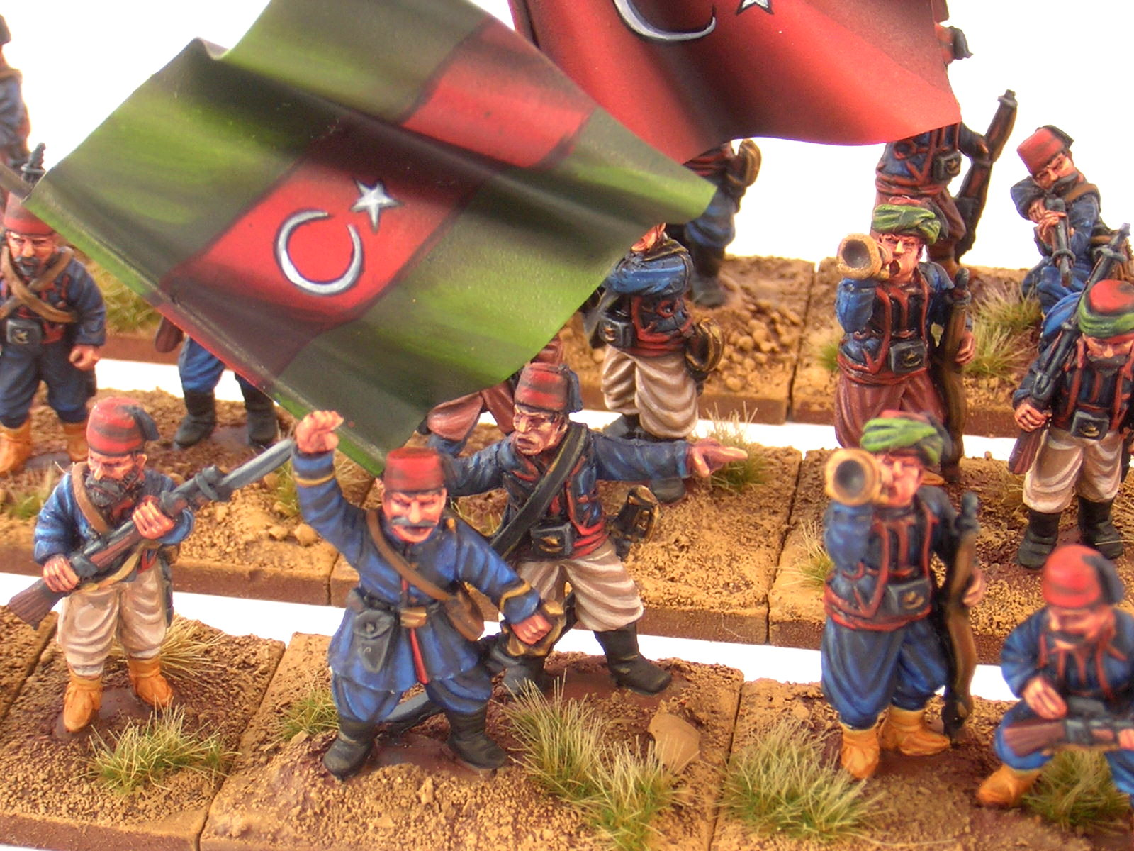 28mm Russian Turkish War